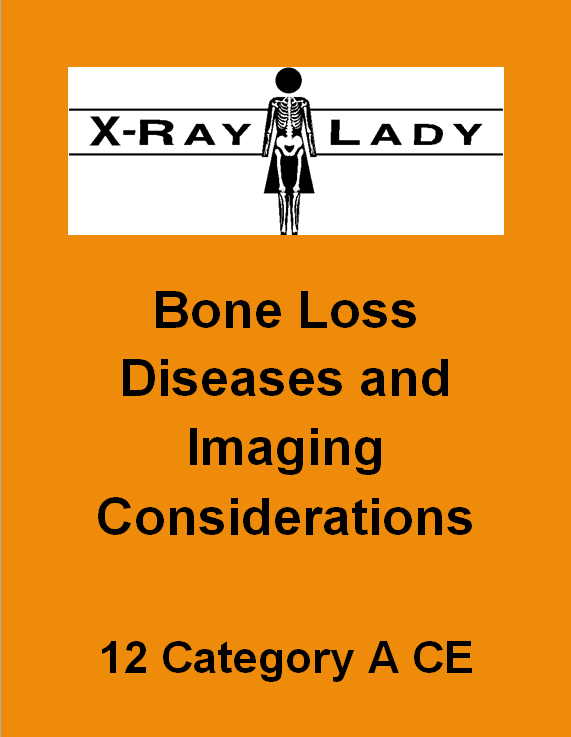Replacement Certificate X Ray Lady